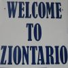 Welcome to Ziontario